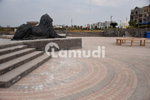 Bahria Enclave Sector A 10 Marla Plot Beautiful Location Plot For Sale