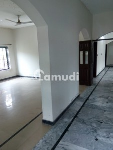 6090 Single Storey 4 Bed  Servant Independent House For Rent In Pakistan Town Islamabad