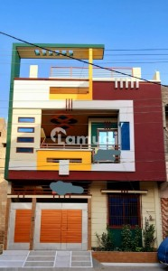Brand New House Is Available For Sale Saadi Town Blk 4