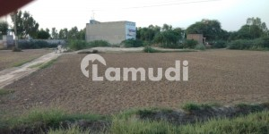 Commercial Plot Is Available For Sale In Main Pir Mahal Shorkot Road