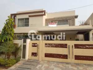 Semi Furnished Beautiful House available for Rent