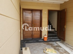 5 Marla 5 Bedroom Brand New Double Storey Luxury House Available For Rent