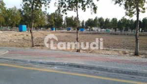 5 Marla Corner Open Form Plot Available for sale at Sher Shah Block Bahria Town Lahore