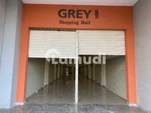 Shop For Sale In Gray Noor Shopping Mall  Scheme 33 Nearby Noman New Rizvia And Alaxhar Garden