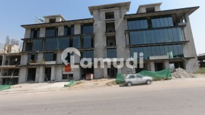 Top-notch 1400 Sq.ft Ground Floor Shop Available For Rent In Bahria Town Phase 7 Rawalpindi