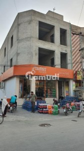 1st Floor Commercial Shop Available For Rent In Pak Arab Housing Society