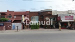 Prime Location Multi Story Plaza For Rent In Samanabad Lahore