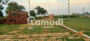 17 Marla Commercial Plot Situated In Jalalpur Ring Road For Sale