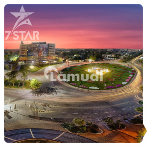 10 Marla Plot Available For Sale In B Block Gulberg B Islamabad
