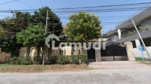 11-Marla House With Excellent Architecture Is Available For Sale In Lalazar Rawalpindi