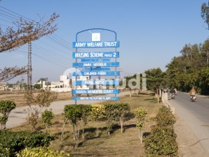 Awt II Lahore One Kanal A Block Plot For Sale