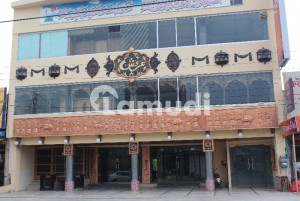 1 Kanal Marriage Hall For Rent  Running Condition