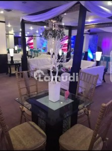 Profitable Running Banquet At Most Prime Location Of Karachi