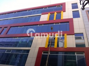 Office Is Available For Sale 1st Floor Bukhari Commercial