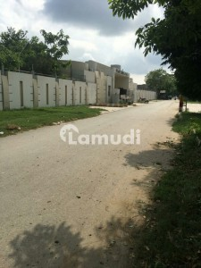 Commercial Plot For Sale Situated In Main Canal Bank Road Near American International School Harbanspura Lahore Cantt.