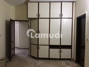 3 Bed DD Apartment for Rent ShaheedeMillat Hill Park Tariq Road