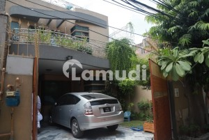 7 Marla Double Double Storey House For Sale In Cavarly Ground Lahore Cantt