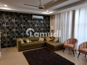 One Bedroom Apartment Fully Furnished For Rent In Bahria Heights 1