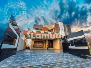1 Kanal Brand New House For Sale In DHA Phase 6 Lahore