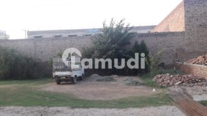 Commercial Plot Is Available For Sale In Jhang Sadar