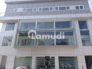 Commercial Building Is Available For Rent In G6 Melody Islamabad