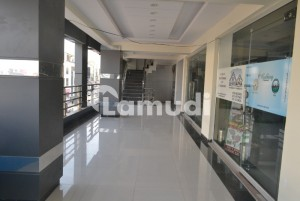 Ground Floor Shop Is Available For Rent In Paris Business Center
