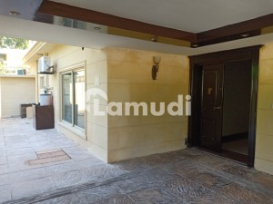 Luxury House Available For Rent On Extremely Prime Location In Islamabad For Foreigners And Only