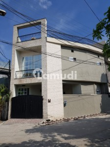 Luxurious Classic 5 Marla Double Storey House Available For Sale In Lalazar Tulsa Road Near 502