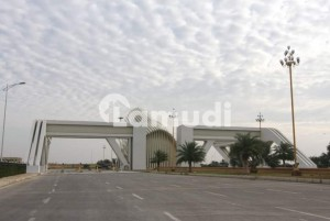 A Residential Plot Size Of 1000 Sq Yards Which Is Available For Sale In Bahria Town Karachi