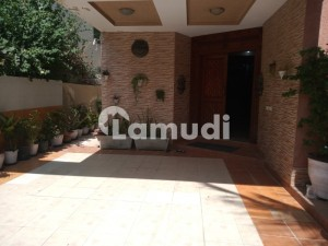 Dha Phase 7 500 Sq Yards Bungalow Fully Furnished For Rent Khyban Badban