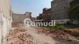 26 Marla Semi Commercial Plot For Sale In C Block Of PIA Housing Scheme Lahore