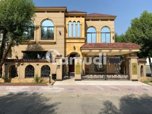 15 Marla Brand New Corner House For Sale In Bahria Orchard Central Block