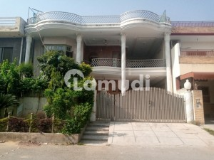 House Is Available For Rent In I-8