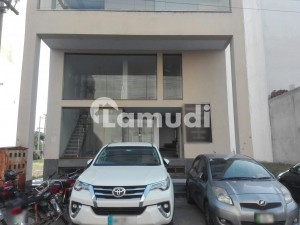 Good 6 Marla Office For Rent In EME Society