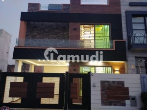 6 Marla Brand New House Available Located At One The Best Site View In Dha Phase 6 Lahore