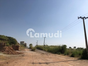 5 Marla Residential Plot Available For Sale