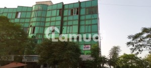 Renovated Office  In G-11 Markaz  First Floor  With Bath And Kitchen