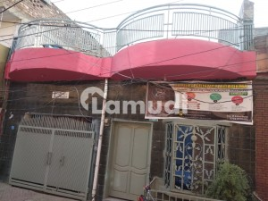 1125  Square Feet House Up For Sale In Chaklala