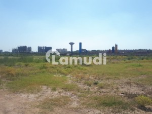 2 Kanal Corner Plot For Sale In Cabinet Division Employees Cooperative Housing Society