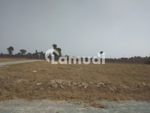 6 Kanal Residential Plot Ideally Situated In Cantt