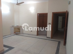 3 Bed Rooms Upper Portion Available For Rent G62 Islamabad