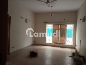 Ideal Location Ground Portion Available For Rent