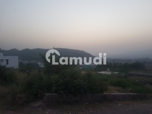 1 Kanal Plot For Sale In Bani Gala Hill