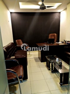 Furnished Office For Rent In Crown Business Center