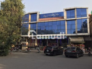 Raja Zahoor Plaza Office Is Available For Rent