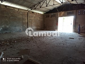 10 Marla Warehouse For Rent