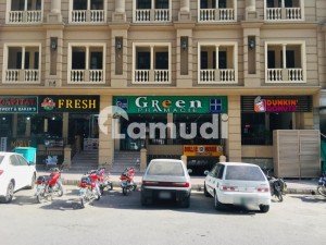 Commercial Shop For Rent In Bahria Phase 4