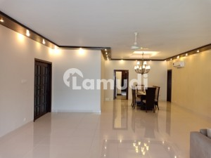 Fully Furnished Independent Ground Portion For Rent In Islamabad