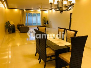 E7 Fully Furnished Ground Portion For Rent