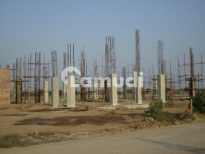 4500  Square Feet Residential Plot Available For Sale In Wapda City